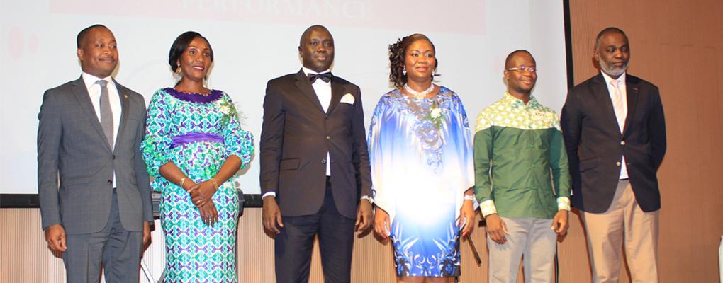 Cérémonie de remise de récompenses du prix d'Excellence, édition 2018 : La DFSPS à l'honneur
